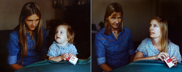 Back to the Future photographs by Werning