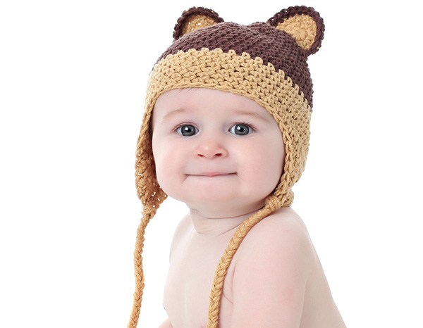 Darling baby hats from Beanie Designs 4b2d32b8d44