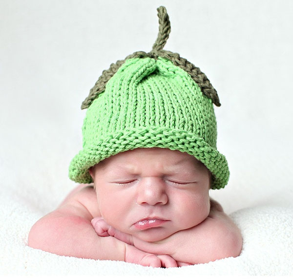 beanie designs 7 Darling baby hats from Beanie Designs