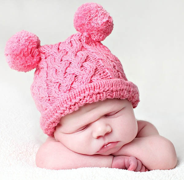 beanie designs 8 Darling baby hats from Beanie Designs