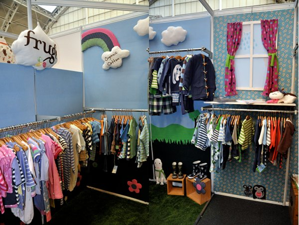 Babyology Judges Stand Out Prize At Bubble London