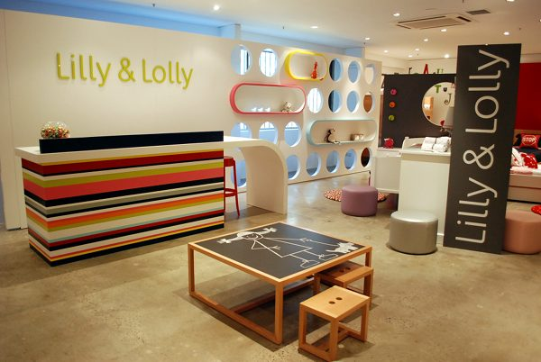 lilly & lolly store opening waterloo sydney 2011