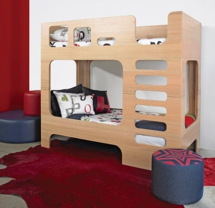 Luxury lilly lolly bunk bed