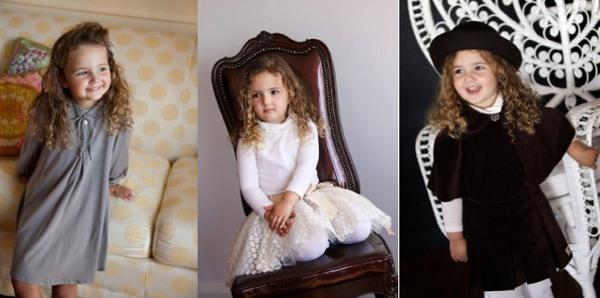 Little Miss J dresses