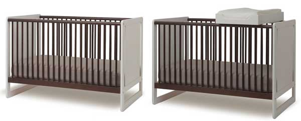 oeuf baby crib cot