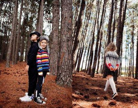 Polka Winter Wonderland collection winter 2011