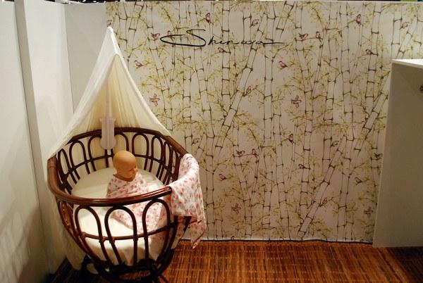 shinwa organics bamboo baby wraps