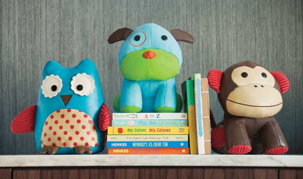 childrens bookends