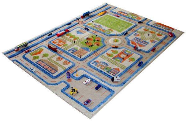 traffic rug Price drop on Interactive Play rugs at Urban Baby