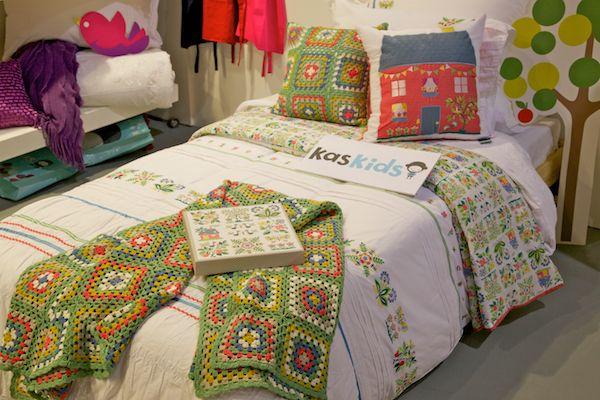 granny square rug, granny square pillow, crochet