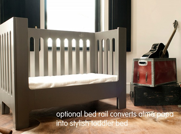bloom alma toddler bed Bloom Alma Papa nursery furniture launch!