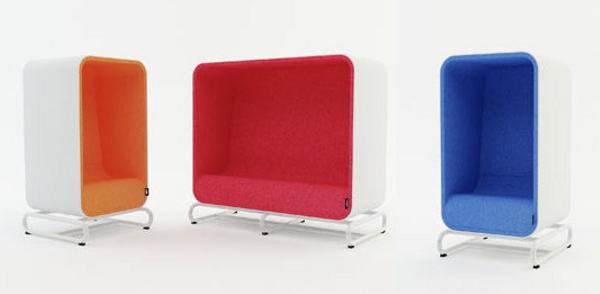 Box Sofa and Lounger