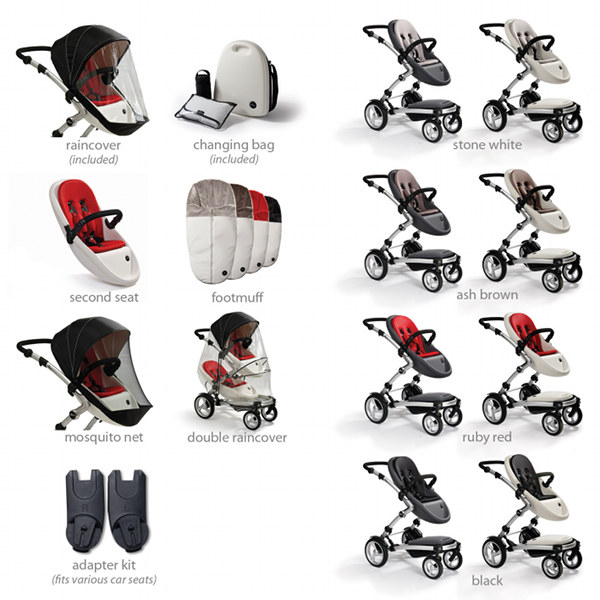 kobi colors details Babyology Exclusive – Mima Kobi and Xari to launch in Australia April 2011!
