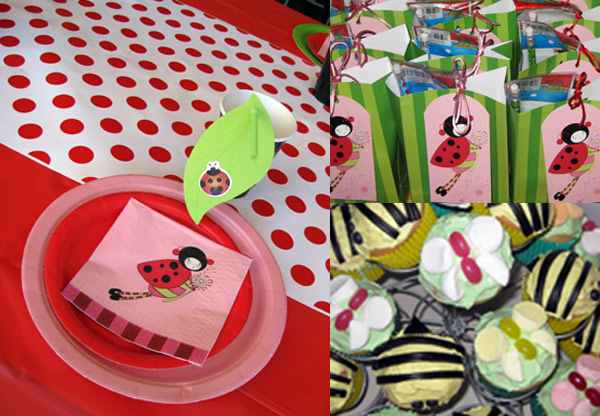 ladybird birthday