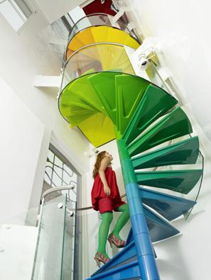 The Rainbow House London
