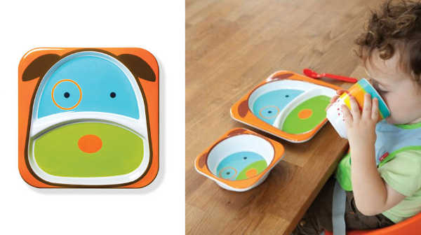 Skip Hop tableware