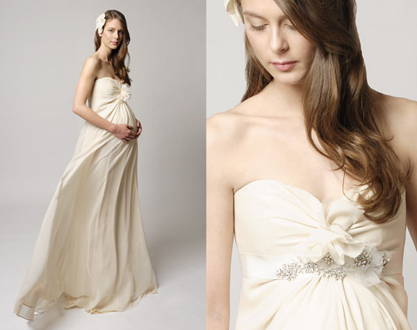 maternity bridal wear