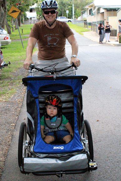 bike pram kids babies