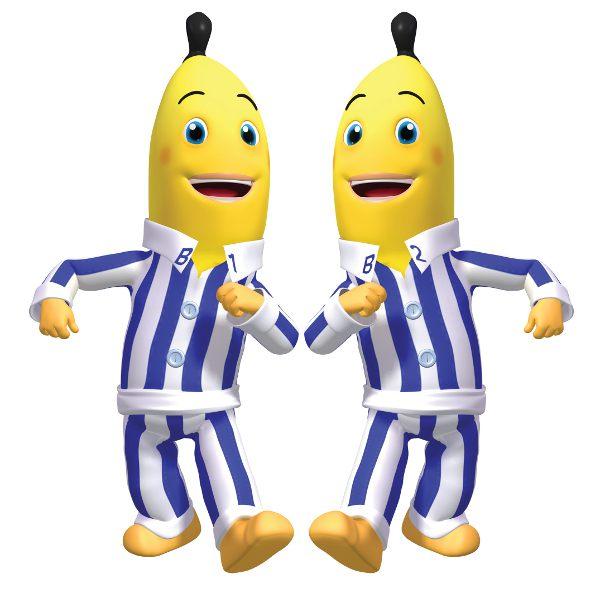 Bananas in pyjamas ABC Kids