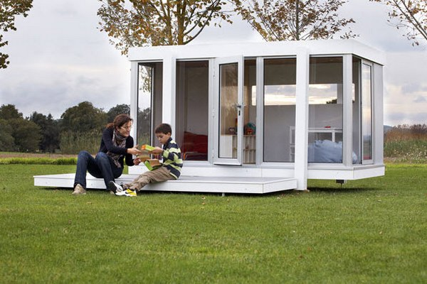 Modern cubbies illinois1 SmartPlayhouse – architecture on a cubby scale