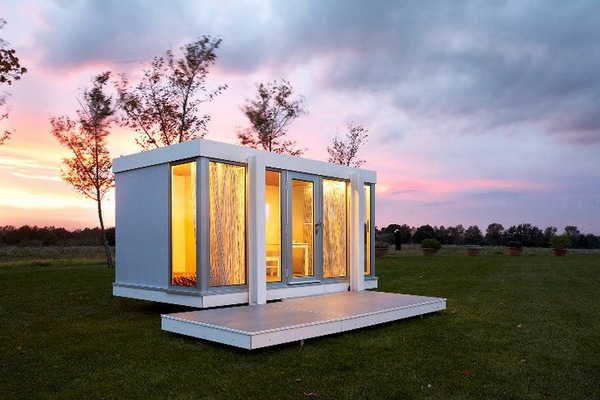 Modern cubbies illinois3 SmartPlayhouse – architecture on a cubby scale
