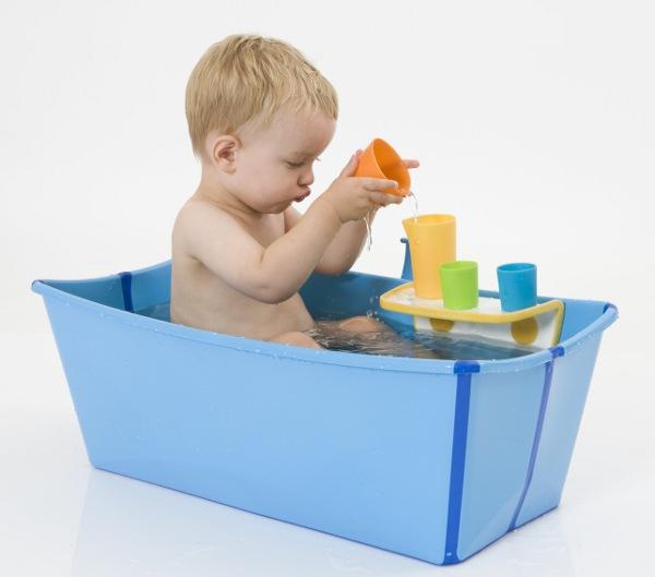 Flexibath and bath toys