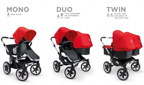 build customise bugaboo donkey