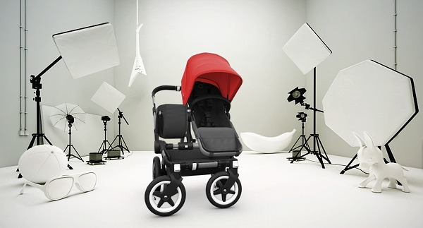 bugaboo donkey build2 Just spotted – build a Bugaboo Donkey!