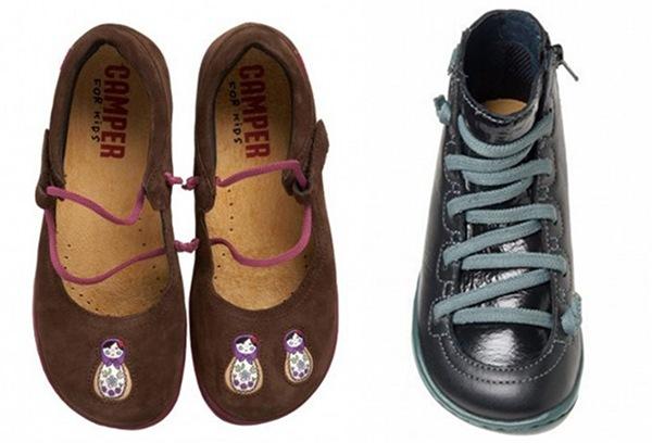 eeni meeni miini moh camper kids shoes boots winter 2011