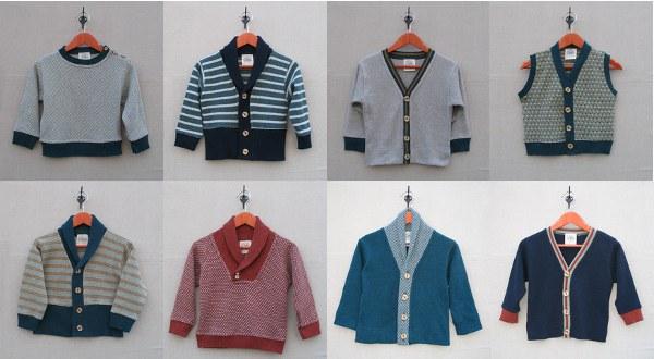 Get Handsome Loop Collection knitwear