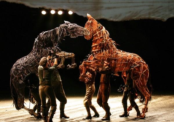 Handspring Puppet Company War Horse