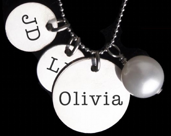 mooo jewellery pendant mother's day