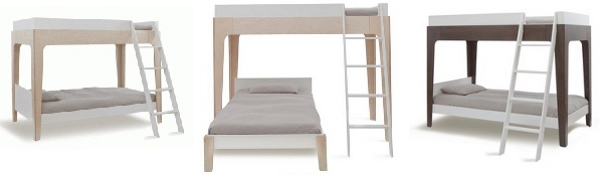 new perch bunk beds from oeuf tick all the boxes