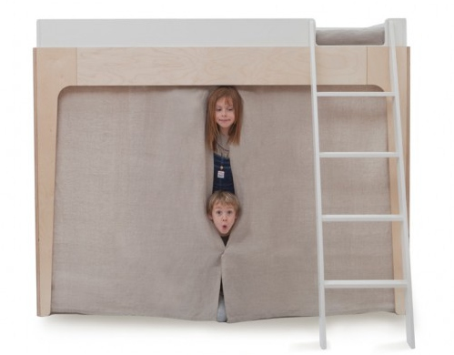 Oeuf Perch bunk beds