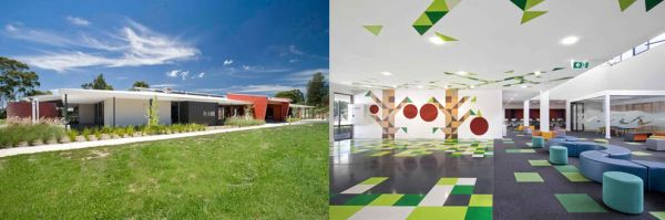 St Marys Primary School Smith Tracey Architects