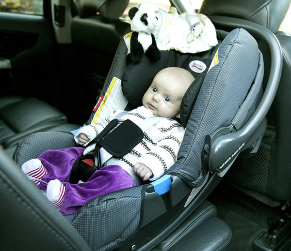 What the statistics say about car seat safety in Australia… join