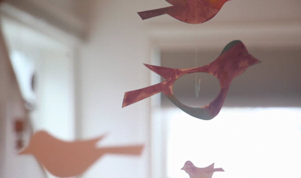 Mothers Day Etsy Joel Henriques Bird Mobile