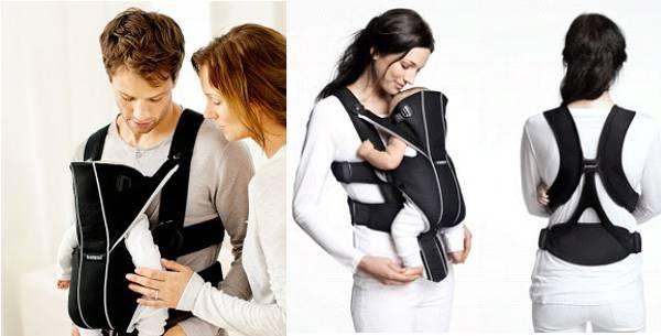 Porte bebe baby bjorn 28 images buy baby carrier for Porte bebe babybjorn