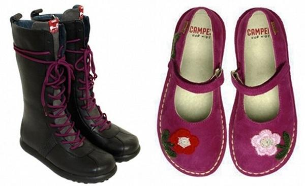 camper shoes for kids