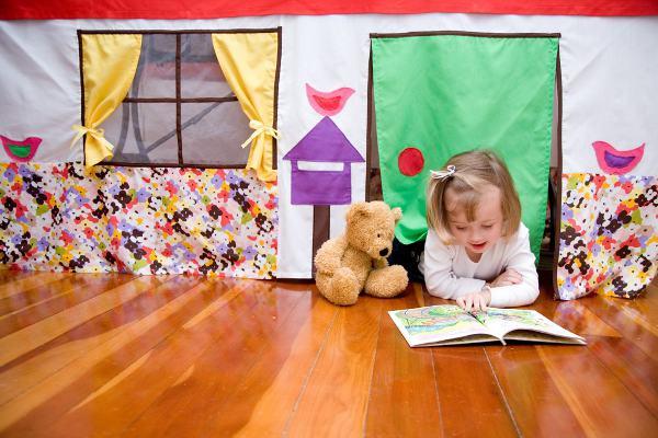 My Playhouse Adventures cubbyhouse