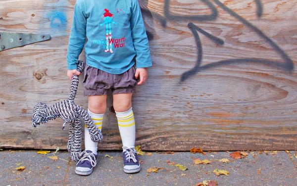 frank and jojo socks 3 Old school baby & kid socks from Hank and JoJo