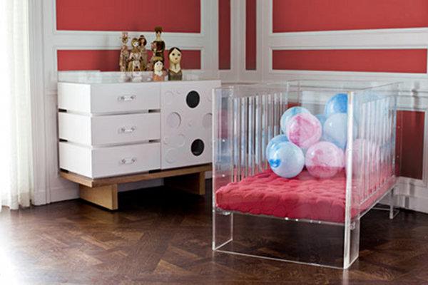 Nurseryworks crib cot