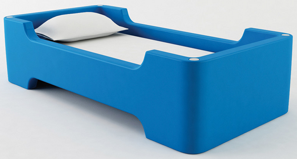 Marc Newson Bunky Bunk Bed Sleep And Play