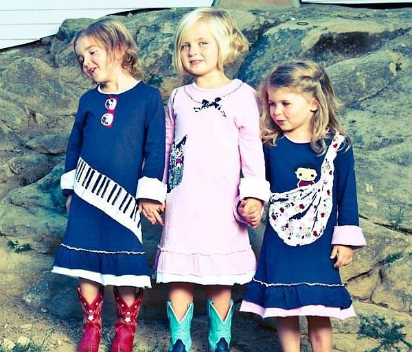 Mini Shatsu children's clothes