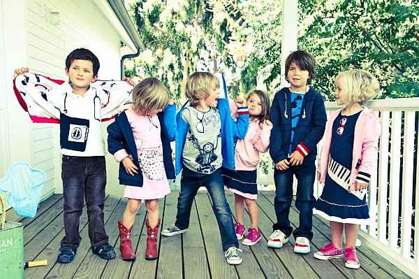 Mini Shatsu kids clothing