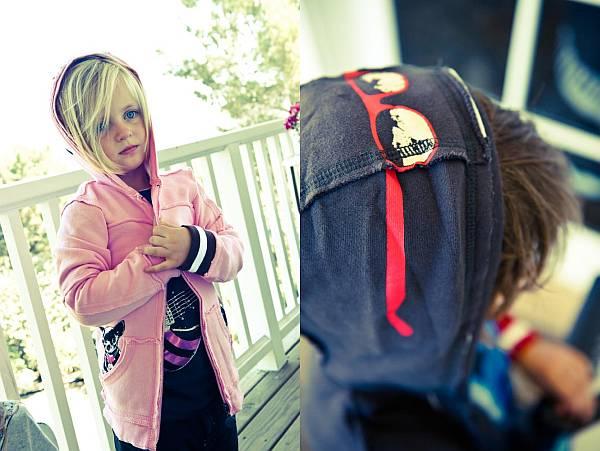 Mini Shatsu children's clothing
