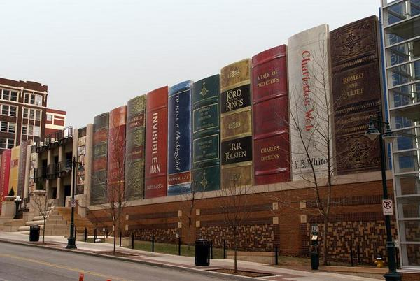 Kansas City Library Amazing libraries from around the world