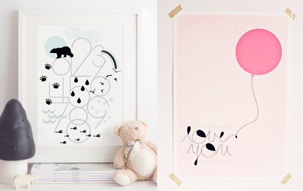 Lovemaki (Justine Cajanding) modern art prints