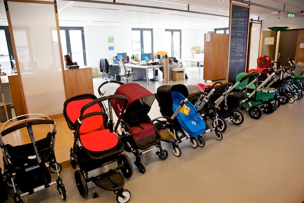 bugaboo 14 Inside Bugaboo and the first Bugaboo prototype revealed