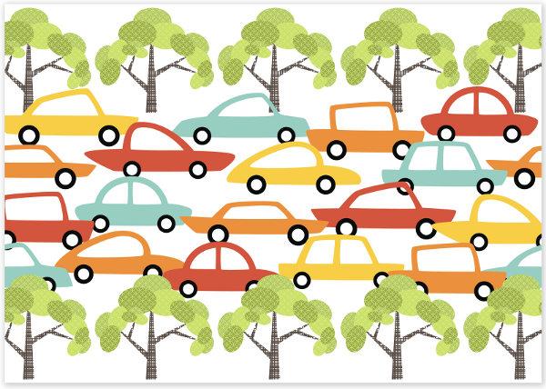 Otobi art prints I can see cars